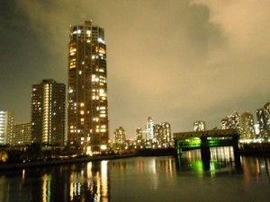Tokyo Residential Area