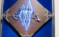 Eorzea Cafe sign